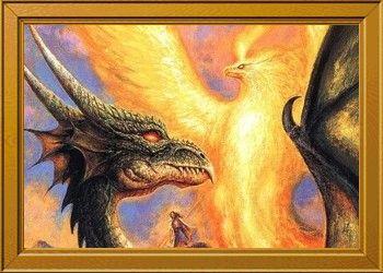 Cuentos de Hadas - Foto - Dragon, Y, Ave, Fenix: Dragon,y,ave,fenix